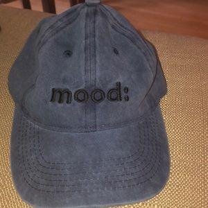 """Baseball hat, """"Mood"""""""